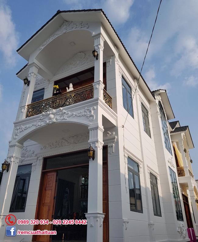 Rèm cửa chung cư cao cấp quận Bình Tân