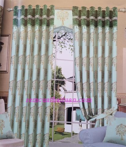 Rèm vải gấm cao cấp 12