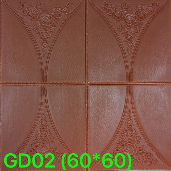 Xốp dán tường 3D GD02