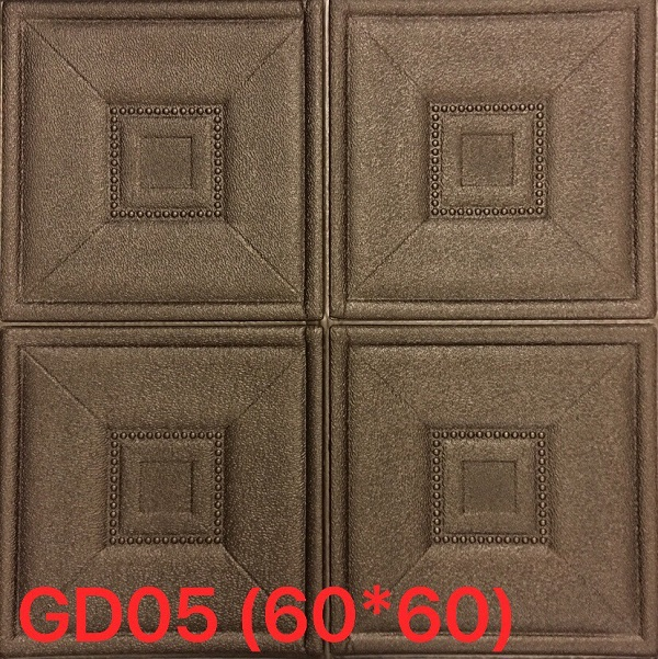 Xốp dán tường 3D GD05