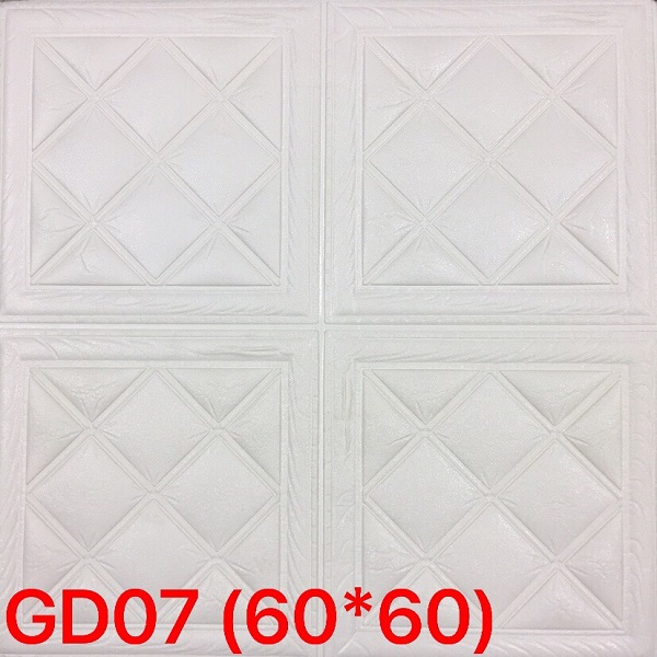 Xốp dán tường 3D GD07