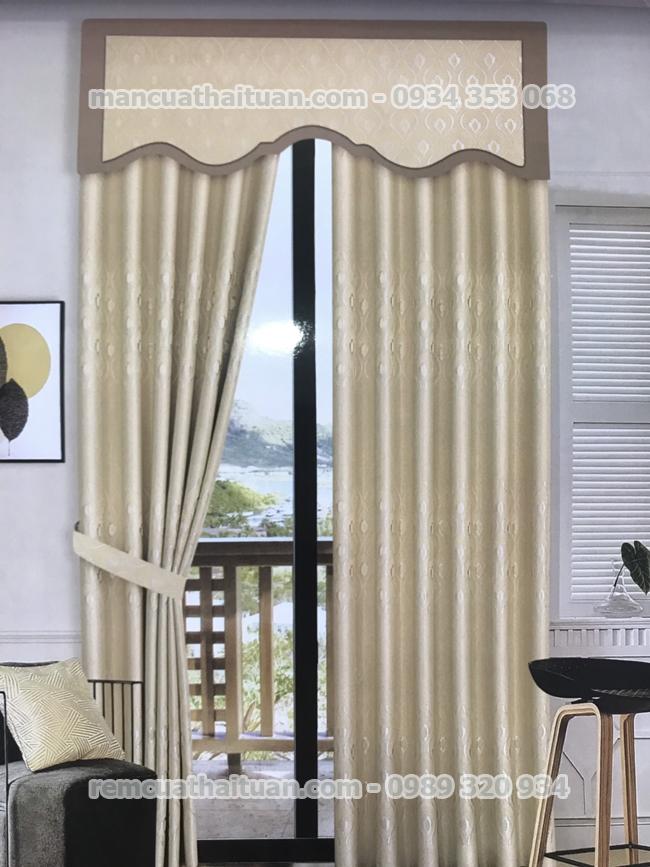 Rèm vải gấm cao cấp 15